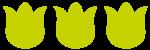 icon-tulpenrij-groen